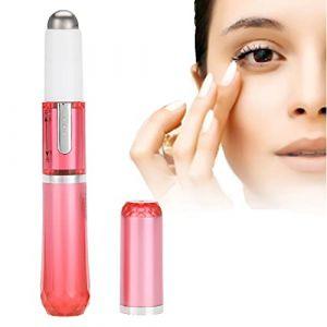 Appareil de massage des yeux, dispositif de massage anti-âge avec élimination ionique du dispositif anti-rides rechargeable pour appareil de massage facial (Sinbuy-EU, neuf)