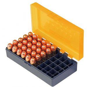 SMARTRELOADER - Boîte pour munitions #11- pour 9x19-9x21 - .380 Auto (50Coups) (Prima Armi, neuf)