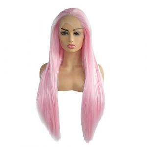 Beautyjourney Perruque Cosplay Courte Lace Wigs Perruquepince Cheveux Perruque Egyptienne Perruque Wig Me Up (Beautyjourney, neuf)