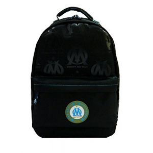 Sac à dos scolaire OM - Collection officielle OLYMPIQUE DE MARSEILLE - Rentrée des classes (GRENADINE BOUTIQUE, neuf)