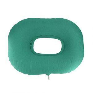 Coussins en caoutchouc Coussins de soins médicaux pratiques Coussin Donut pour le soulagement des hémorroïdes et de la douleur due au coccyx (FYWD, neuf)