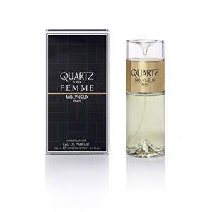 Molyneux - Quartz - Eau De Parfum Vaporisateur - 100 Ml - Pour Femme (perfumes4all, neuf)