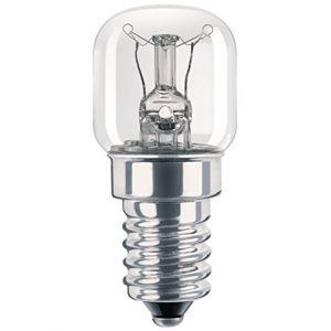 2x Philips 25W SES E14Petit culot à vis Pygmy lamps > 300degrés C micro-ondes/four ampoules nominale Lot (KGA-SUPPLIES, neuf)