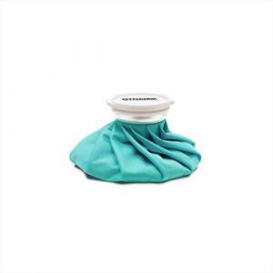 Petite poche à glace - poche réutilisable pour chaud/froid - soulage la douleur en cas de blessure sportive/réduit les gonflements - 17 cm de Dynamik Products (Gelpacksdirect, neuf)