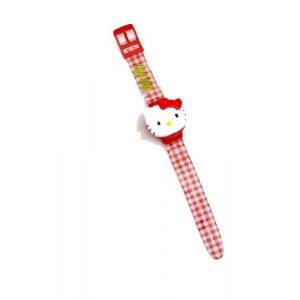 Hello Kitty - 20142 - Montre Fille - Quartz - Digitale - Bracelet Plastique Multicolore (kidparadise, neuf)