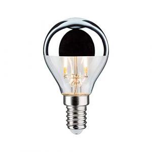 Paulmann Licht 28504 Ampoule, Verre, E14, 4.5 W, Calotte Argentée, 7.8 x 4.5 x 7.8 cm