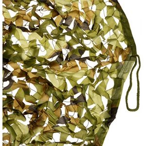Camouflage 150D Filet pour parasol chasse Outdoor Army Camo camouflage 7couleurs (Taille Customize) (Hotour, neuf)