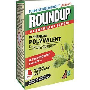 Roundup Désherbant Rapide Concentré, 200 ML (Toututile, neuf)