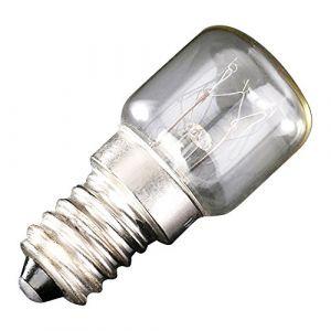 Pinzhi E14 15W / 25W Chauffent La Lumière Résistante à La Chaleur De Lampe d'Ampoule De Four Blanc 220-230V 300 ° C (highqualityforyou(in Hong Kong), neuf)