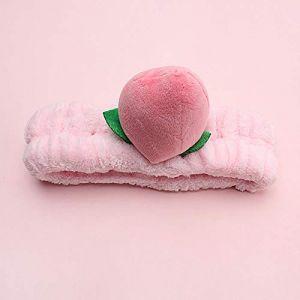 Bandeau de cheveux visage féminin cheveux bandeau hoop headwear super bandeau fée, couleur chocolat (youweikeji, neuf)