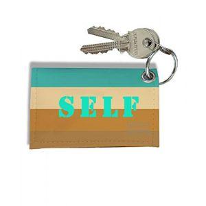 Porte-clés Carte de Self, Etui Porte-clés Carte de Self Réf. 933 (bistrakoo, neuf)