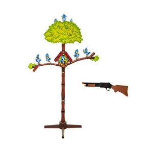 Top Jeu pour Enfant de tir aux Pigeons / Oiseaux (WEB2O, neuf)