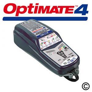 Optimate 4- Chargeur de batterie et climatiseur pour voiture (RDLB, neuf)