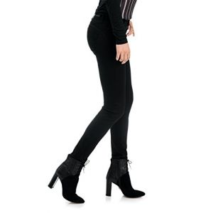 Salsa Jeans Noirs Wonder Push Up Slim (jeanstation, neuf)