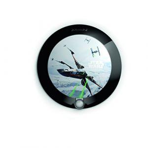 Philips Disney Star Wars pour enfant Veilleuse à détecteur de mouvement (1 x 0,06 W LED intégré) (Toys 2000, neuf)