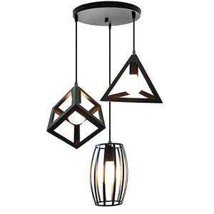 lustre corde comparer 99 offres. Black Bedroom Furniture Sets. Home Design Ideas