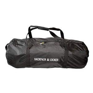 Backpack Locker (60l-285g) - Housse Avion Pour Sac à Dos – Grand Sac à Bandoulière - Cadenas Offert (4sports&travels, neuf)