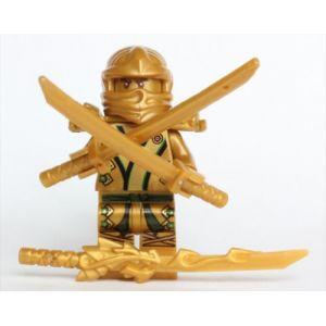 LEGO Ninjago - The GOLD Ninja ( Neuf Marketplace )