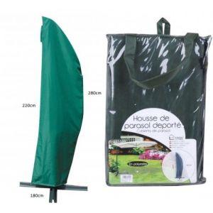 Housse Bache Protection pour Parasol Deporté Jusqu'a 3m 300cm (LES COLIS NOIRS 62, neuf)