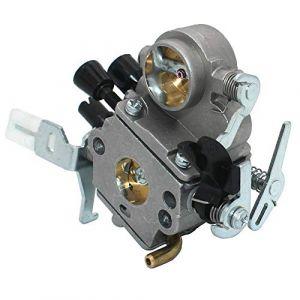 SeekPro Carburateur pour Stihl MS211 MS211 tronçonneuse 2 Mix MS211C MS211Z MS211C-BE MS211C-BE Z MPN ZAMA C1Q-S268C C1Q-S269C C1Q-S119C C1Q-S120C 1139 120 0613 1139 120 0601 1139 120 0602 (Partsclub, neuf)
