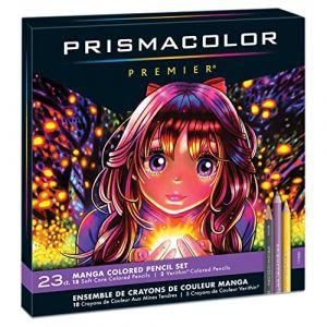 Prismacolor 1774800 Premier Crayons de couleurpour mangas (starko, neuf)