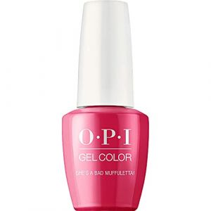OPI GelColor - Spring 2016 New Orleans Collection - She's A Bad Muffuletta! - 15ml / 0.5oz (Beauté Be, neuf)