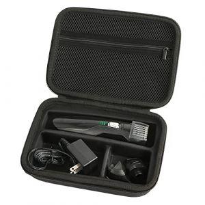 pour PHILIPS Multigroom Séries 3000 5000 MG3740/15 /MG5740/15 Tondeuse Multi-Styles EVA Dur Cas Voyage Etui Housse Sac Case by Khanka (Khankastore-EU, neuf)