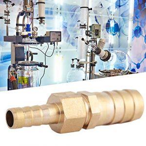 Raccords de tuyau de compression Bon tuyau de réduction de soudage Barb 8-16mm Mamelon en laiton Tuyau de raccord en laiton Tuyau de réducteur de queue Barb(8-16mm) (yizhengjiaofuzhuang, neuf)
