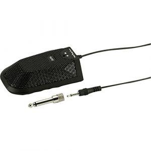 MICRO MICROPHONE DE REUNION CONFERENCE TABLE BUREAU cardioïde/omnidirectionnel (SIM-RADIO Electronique, neuf)
