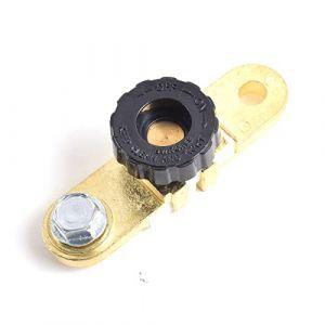 Isolateur Batterie Interrupteur Switch Coupe Electrique Voiture Camion Côté Poste 12V 24V Side Poste (LinkGlobal, neuf)