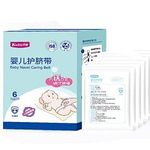 Ceinture de hernie ombilicale pour enfant Shxp, liant abdominal pour bébé, autocollant de nombril nouveau-né jetable (LFa, neuf)