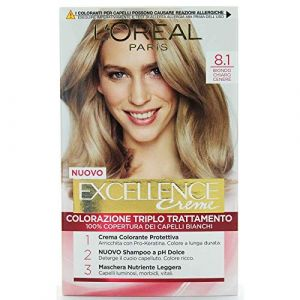 Excellence Crème colorante Blond Clair 8,140ml (IdroTermoSanitari GROUP srl, neuf)