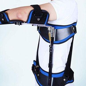 Épaule Réglable Taille Support De Coude Brace Style Respirant Attelle De Bras Stabilisateur De Fracture Protecteur De Soulagement Des Douleurs Articulaires (FYWD Personal Health/Health Care, neuf)