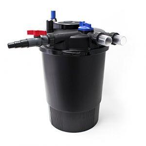 SunSun CPF-30000 Filtre de Bassin à Pression UVC 55W jusqu'à 60000l (WilTec GmbH, neuf)