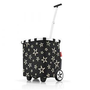 Reisenthel Cabas à roulettes Carrycruiser, Stars (Multicolore) - OE7046