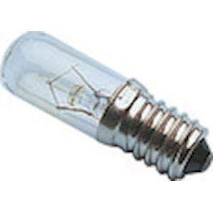 Orbitec 118409. Ampoule a Incandescence.16x54mm. 24v 25w e14. (LAMPARAS OVALAMP, neuf)