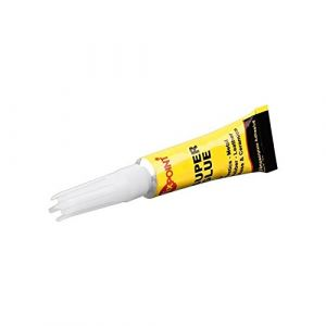 """TETE super glue - 3 g tube super glue<br>3 g tube (World Trading Net GmbH & Co. KG """"""""Alle Preise inkl. Mwst."""""""", neuf)"""