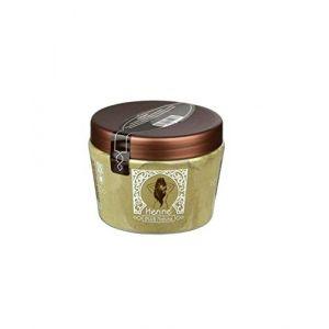 Henné marron-châtain 300 ml de couleur 100% naturelle (ideefashion, neuf)