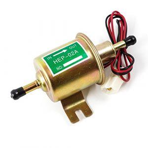 12V Pompe à carburant électrique essence solide métal (F Season, neuf)