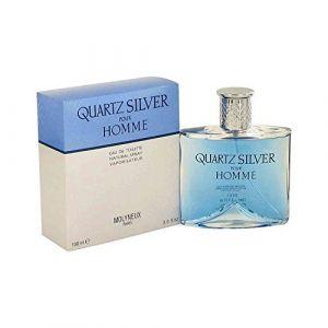 Molyneux - Silver Quartz Eau De Toilette Spray 100Ml/3.3Oz - Parfum Homme (MAXATYS, neuf)