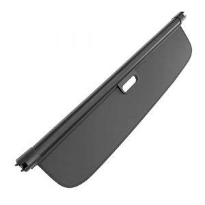 OREALTOOL Étagère Arrière Rétractable De Coffre pour Land Rover Range Rover Sport 2014-2018 Noir Housse Colis Cargo Coque Cache-Bagages Couverture De Cargaison De Coffre (Bekern, neuf)