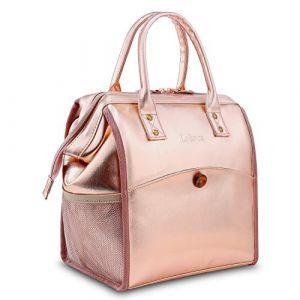 UTOTEBAG Sac Isotherme Repas Lunch Bag Sac Déjeuner Portable 10L pour Pique-Nique/École/Travail/Familie/Enfant/Hommes/Femmes (UtoteBag-FR, neuf)