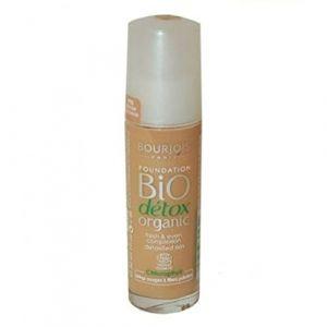 Bourjois - Bio Detox Organic Foundation - Fond de Teint - N°56 Light Bronze - 30ml (Blisso FR, neuf)