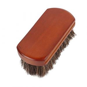 SUPVOX cirage de chaussure applicateur brosse en cuir cirage pour chaussures chaussure brosse propre (Amerponga, neuf)