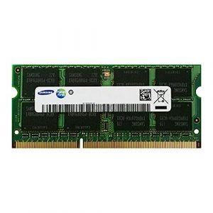 Samsung 8GB DDR3 Module de mémoire 8 Go 1600 MHz - Modules de mémoire (8 Go, 1 x 8 Go, DDR3, 1600 MHz, 204-pin So-DIMM) (PCBUFALOTTA, neuf)