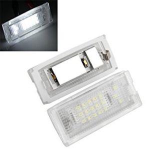 TOOGOO(R) TORQUE PLATE LUMIeRES 18 LED BLANC Mini Cooper R50 R52 R53 (GNWE, neuf)