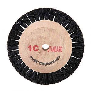 Bijoux Jade Polissage Polissage Brosse De Roue Poils Brosse À Cheveux Polisseur Accessoire (1C) (Betued, neuf)