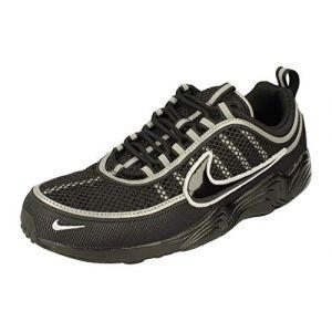 Nike Air Zoom Spiridon '16, Sneakers Basses Homme, Noir (Black/Wolf Grey 001), 40 EU (Pegashoes, neuf)