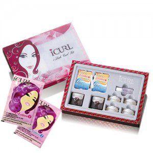 Kit iCurl® 10 Doses (icurl S/M/L inclus) , Réhaussement de cils , Recourbe les Cils .idéal pour les étudiants (ANGELIQUEMENT VOTRE, neuf)