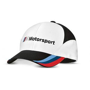 BMW M Motorsport Casquette Unisexe (ARS Pièces Détachées, neuf)